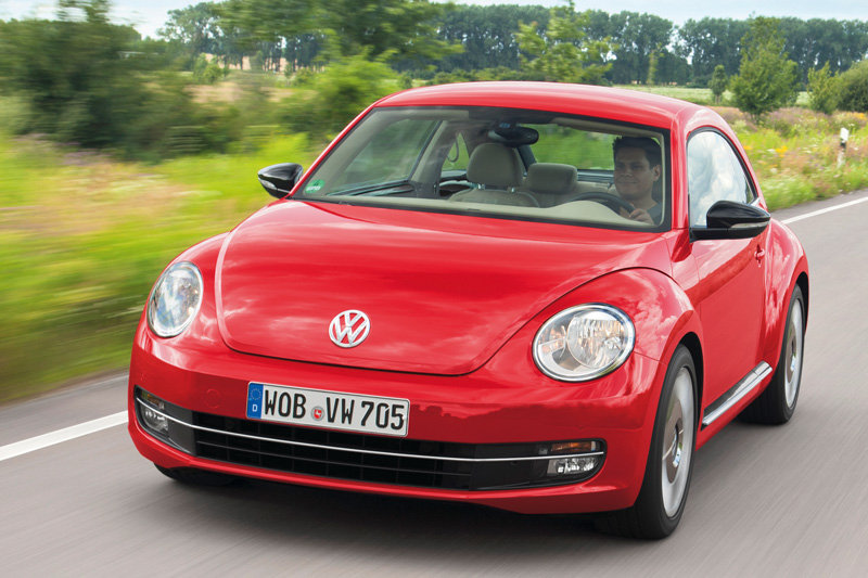 contact vw beetle 1 6 tdi broscuta economica test drive auto bild. Black Bedroom Furniture Sets. Home Design Ideas