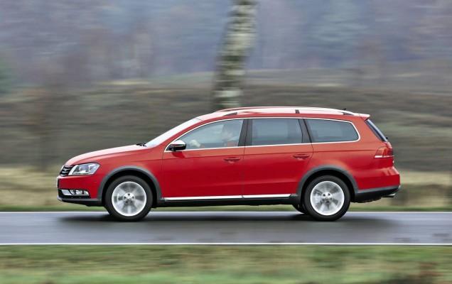 VW Passat Variant Alltrack