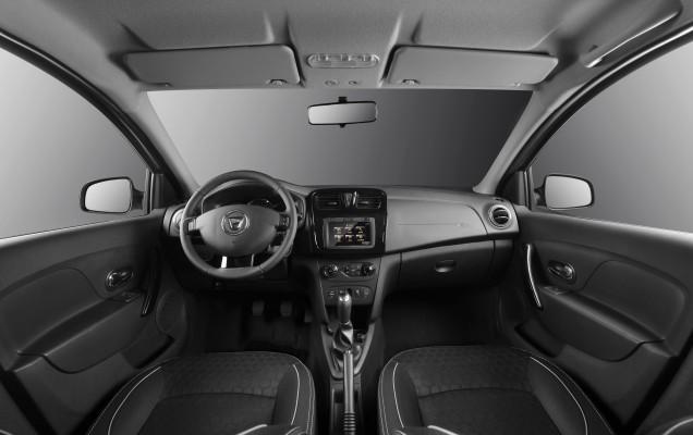 "interior Dacia Logan ""10 ani"""