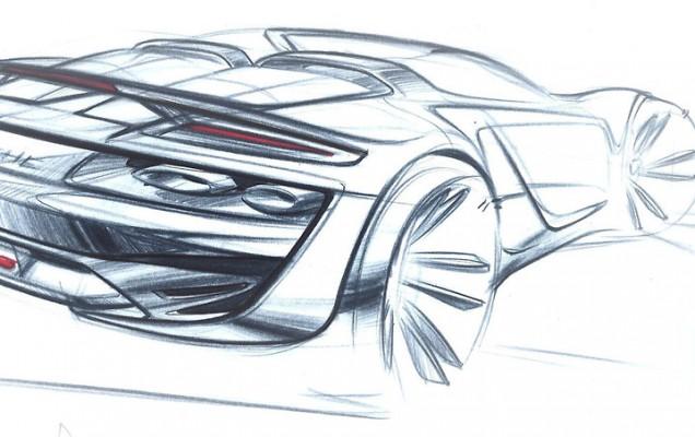 Schita-concept-Porsche