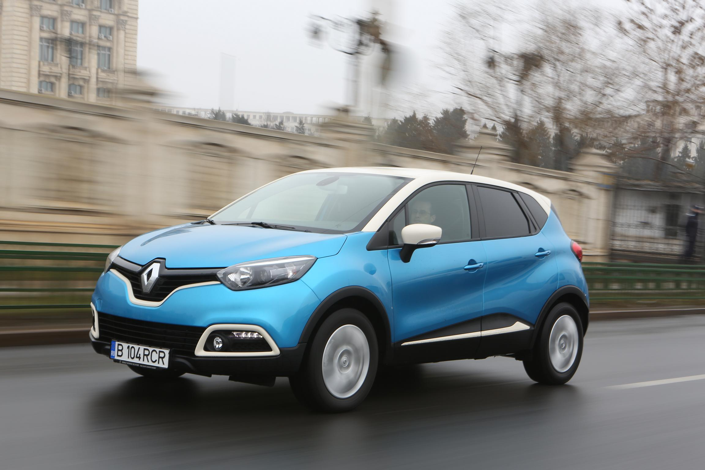 renault captur un alt fel de test drive headline test drive teste auto bild. Black Bedroom Furniture Sets. Home Design Ideas