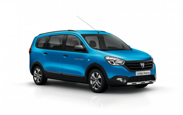 DACIA LODGY STEPWAY (J92) - PHASE 1