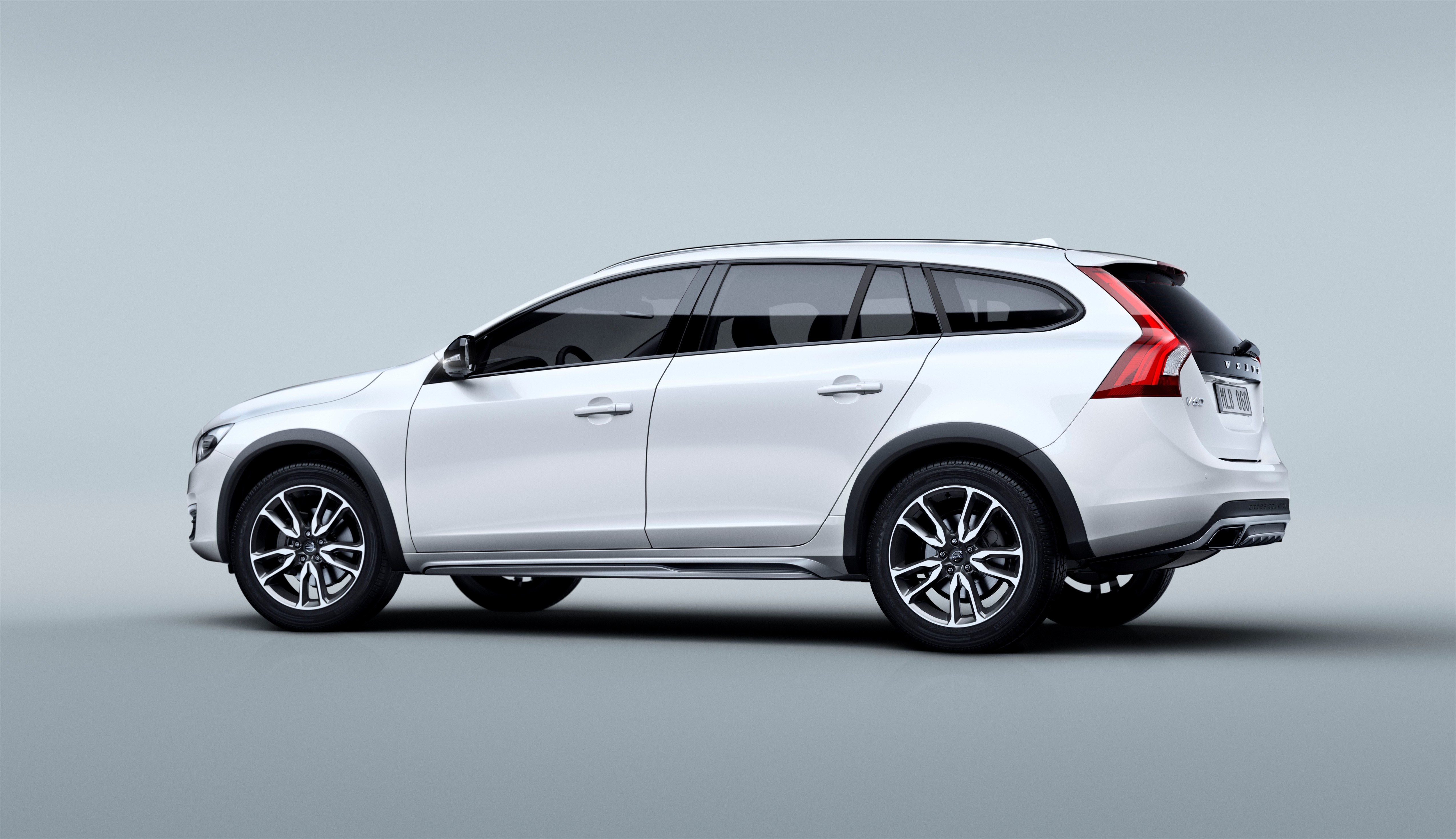 Volvo V60 Cross Country Auto Bild