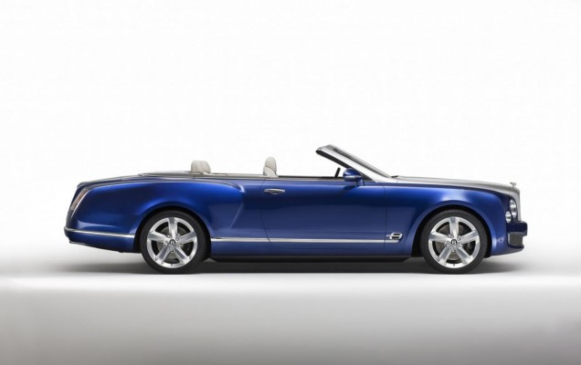 bentley grand  convertible concept(2)