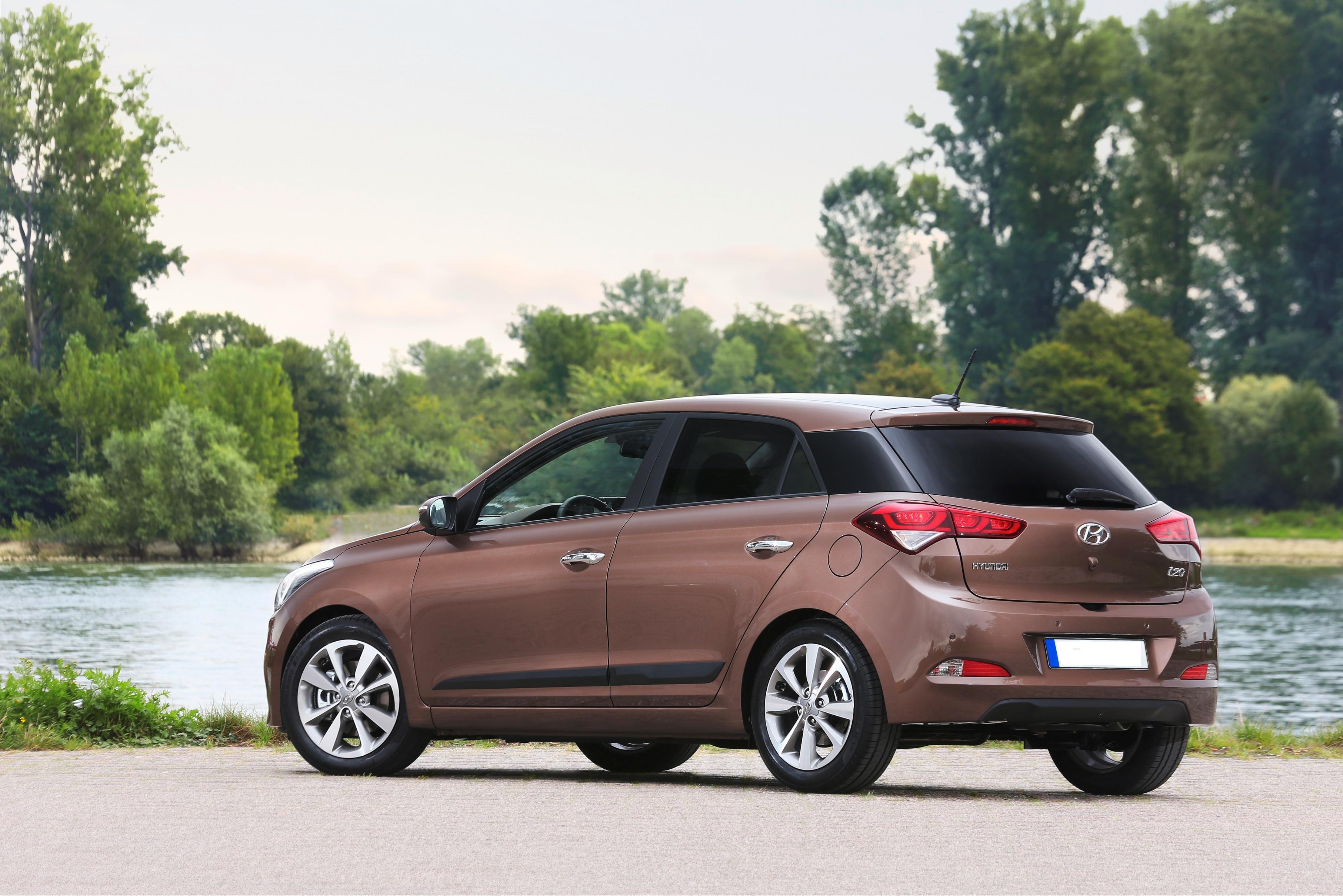 Noua Generație Hyundai I20 Are