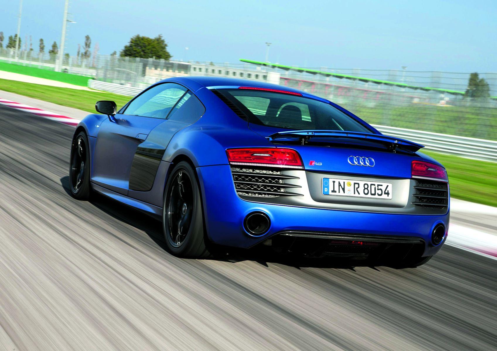Audi R8 V10 Plus Auto Bild