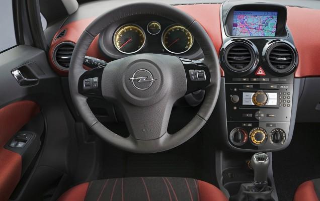 Opel Corsa D Second hand interior