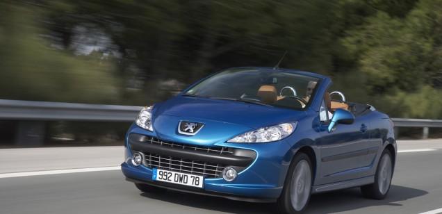 Cabriolete Peugeot 207 CC