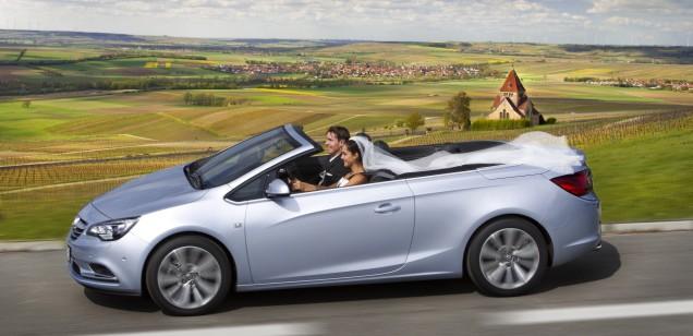 Cabriolete Opel Cascada