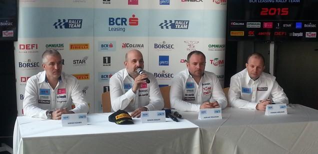 bcr leasing rally team