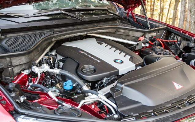 BMW X6 M50d 11