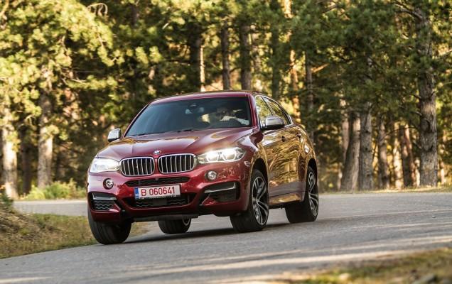 BMW X6 M50d 26