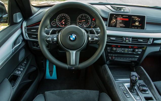 BMW X6 M50d 31