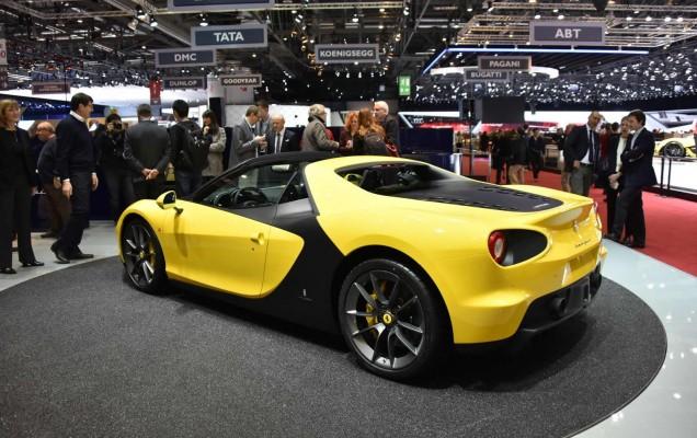 Ferrari Sergio Pininfarina (3)