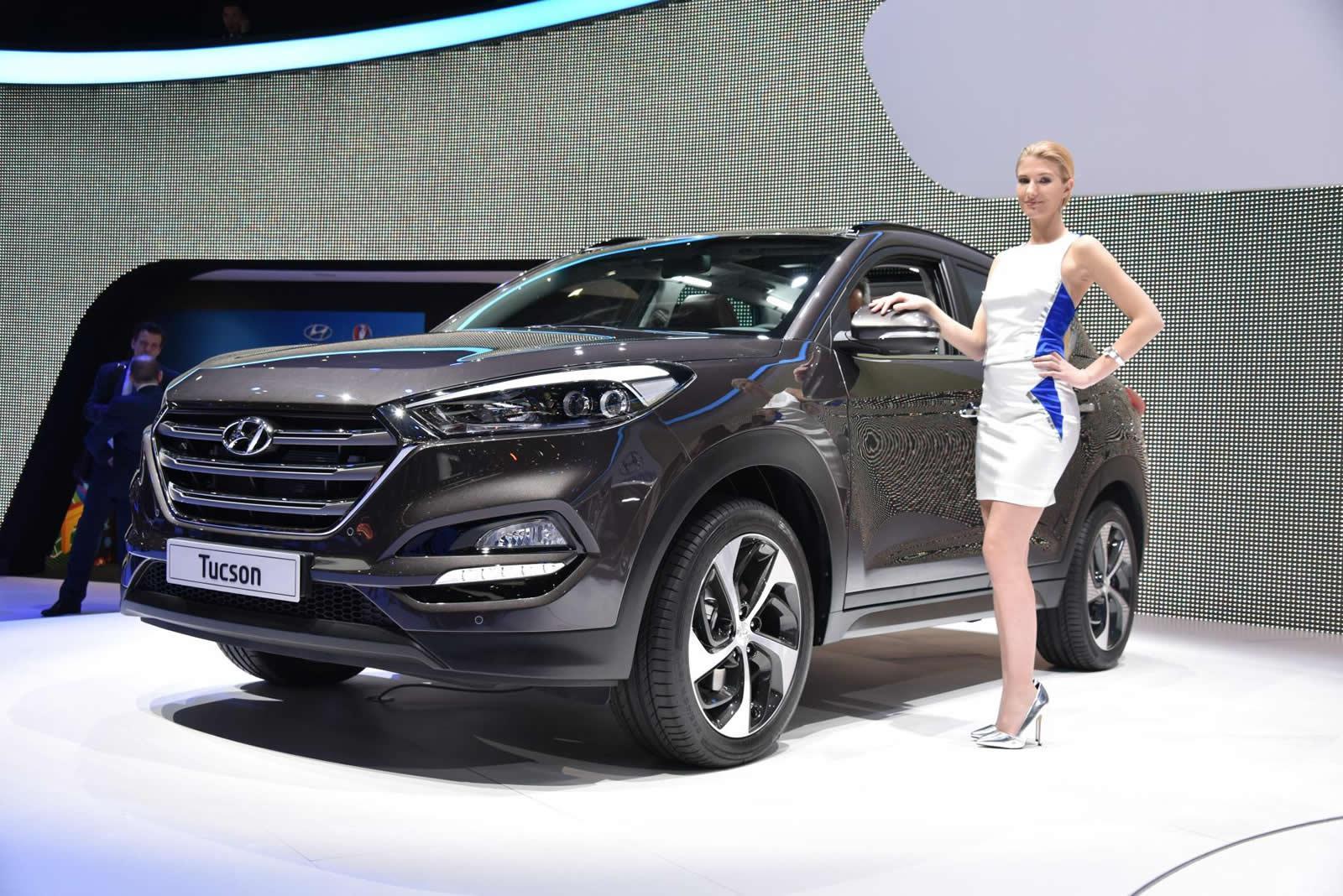 Hyundai Tucson Geneva 8