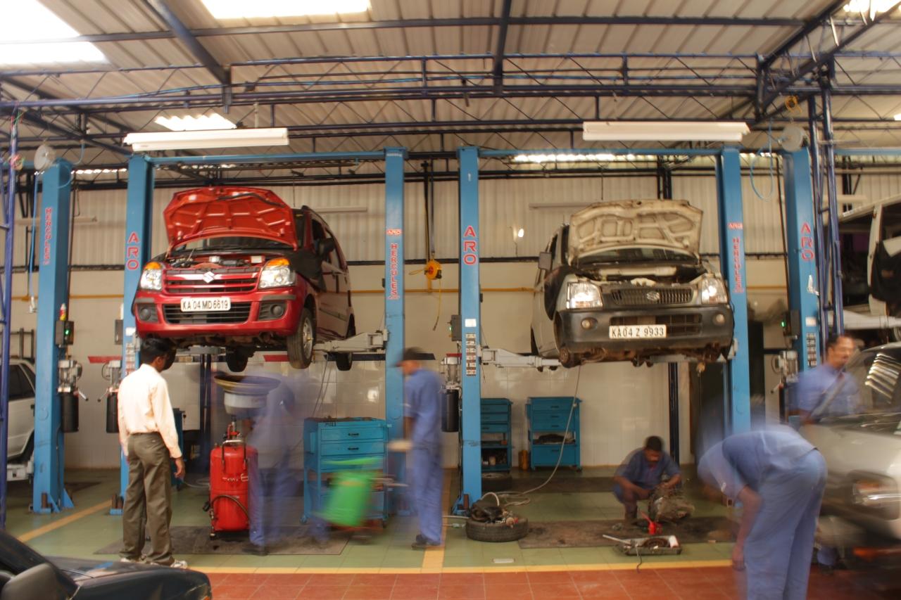 Car Service Centers In Sri Lanka