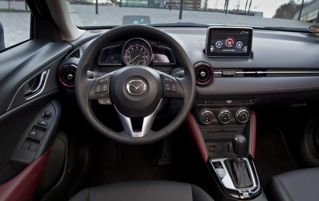 Mazda CX-3 Plansa de bord