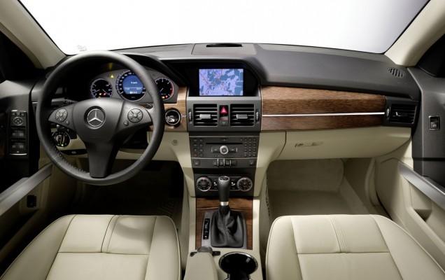 Second-hand: Mercedes-Benz GLK