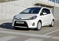 Masini economice: Toyota Yaris HSD
