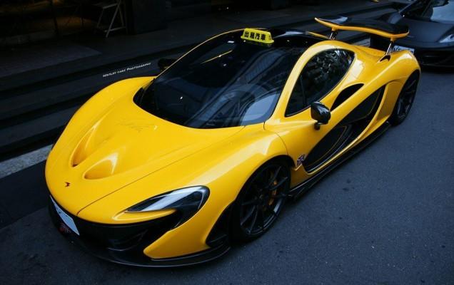 McLaren P1 taxi (2)