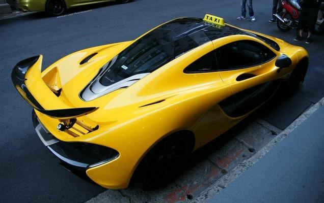 McLaren P1 taxi (3)