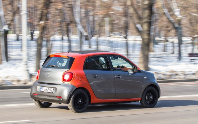 Test smart forfour (1)