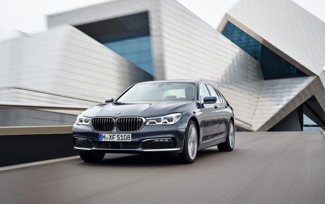 Noul BMW Seria 7 2016 (2)