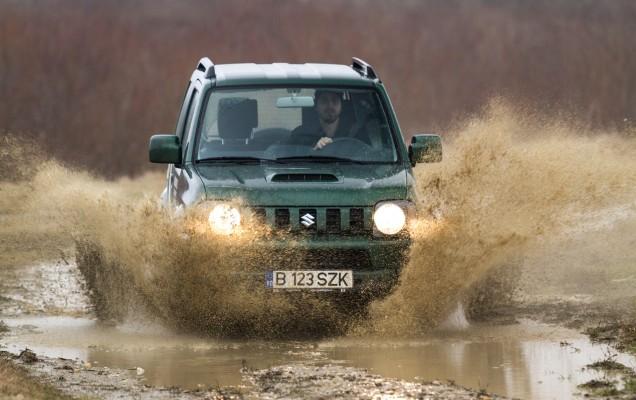 Test Suzuki Jimny (8)
