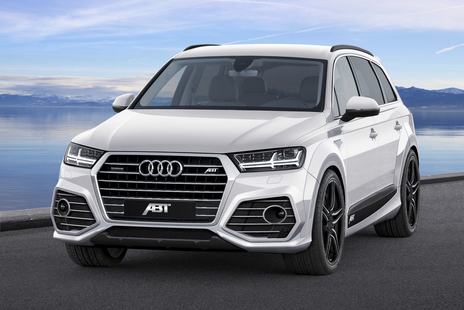 audi sq7 tuning de la abt headline tiri auto bild. Black Bedroom Furniture Sets. Home Design Ideas