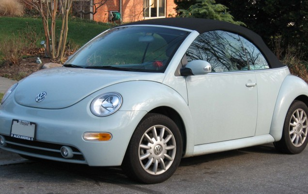 Beetle-Convertible