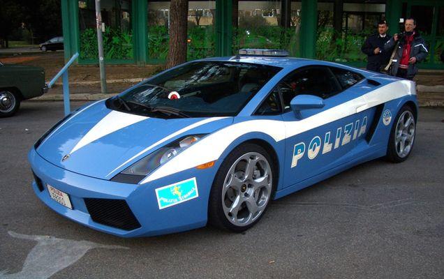 Lamborghini_Polizia