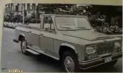 Singura dovadă că Aro 304 a fost produs și într-o variantă cabrio.