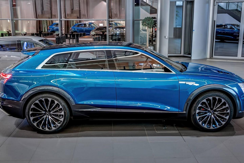 Audi Etron Quattro >> audi e-tron quattro concept (2) - AUTO BILD