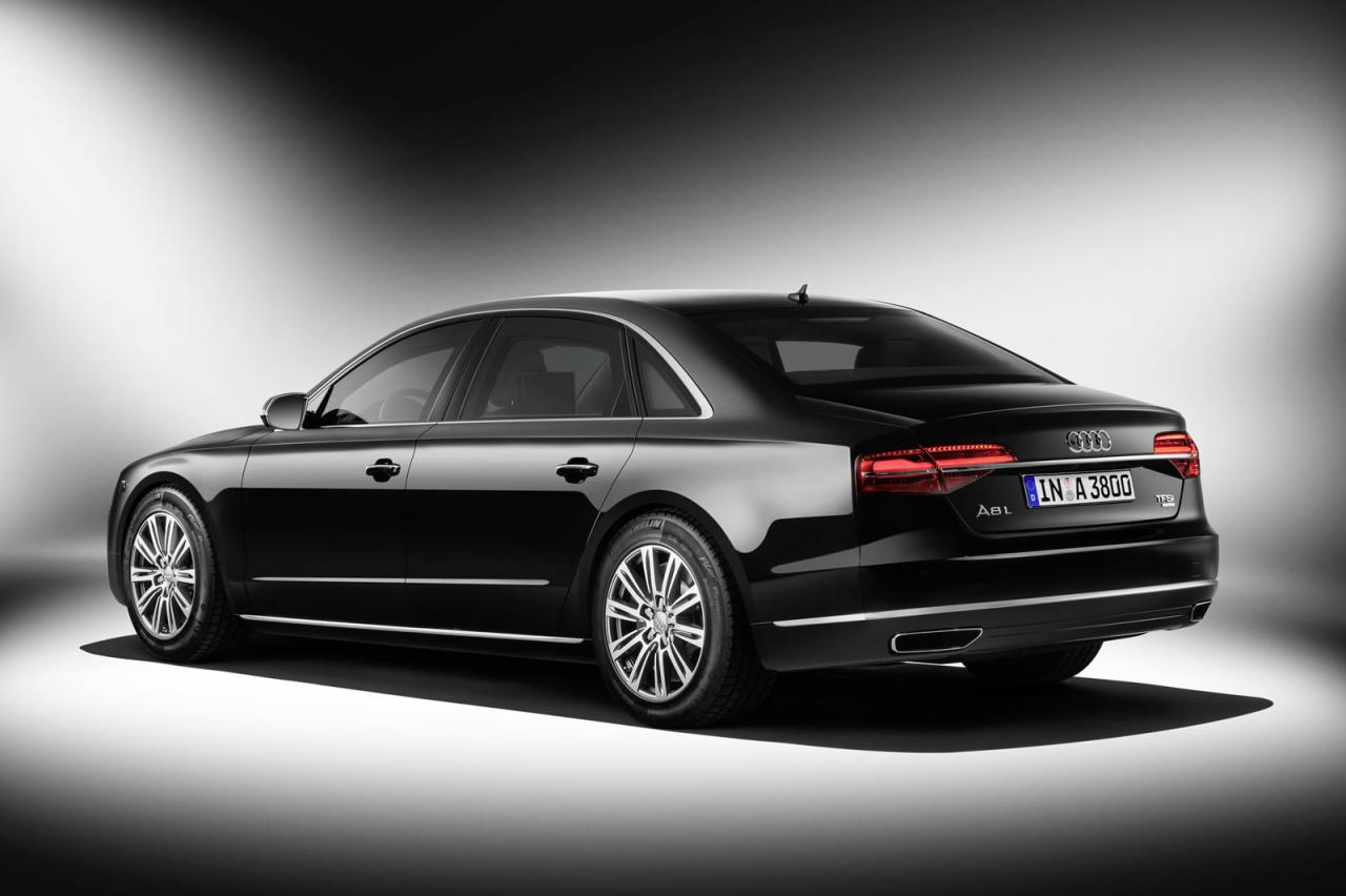 Audi A8 L Security 6 Auto Bild