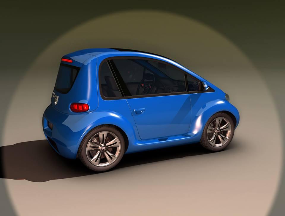 Inapoi la articol Concepte digitale Dacia Mini i Mini Eco