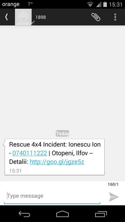 rescue 4x4