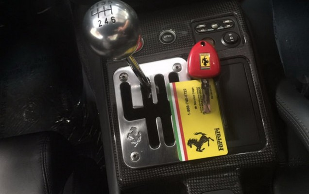 Ferrari 599 GTB Nicolas Cage  (4)