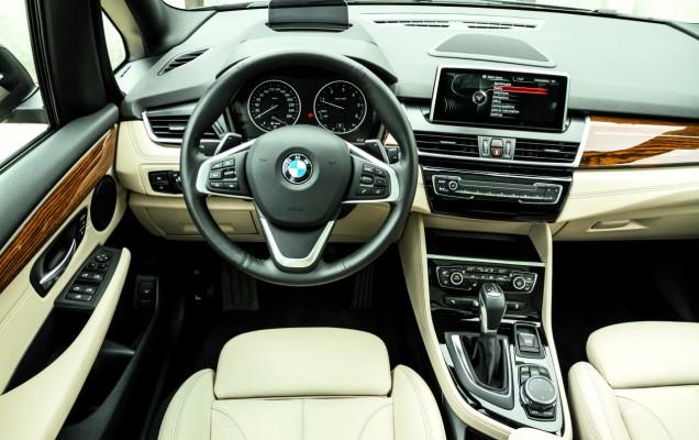 BMW Seria 2 Gran Tourer