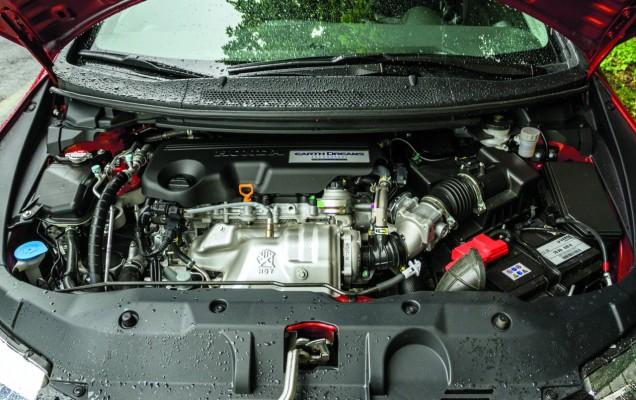 Honda Civic: 1.6 i-DTEC