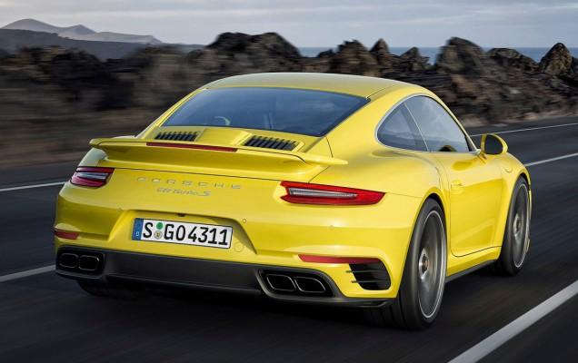 2016 porsche 911 turbo si 911 turbo s facelift (6)