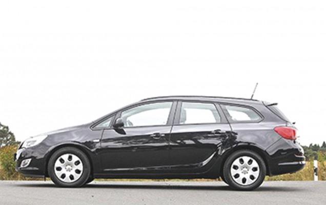 Opel Astra 1.3 CDTI eco FLEX sportstourer Gebrauchtwagen