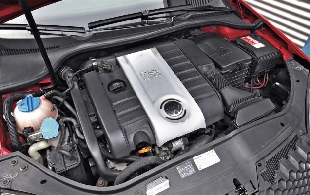 VW Golf 5 GTI 2.0 TFSI Gebrauchtwagen
