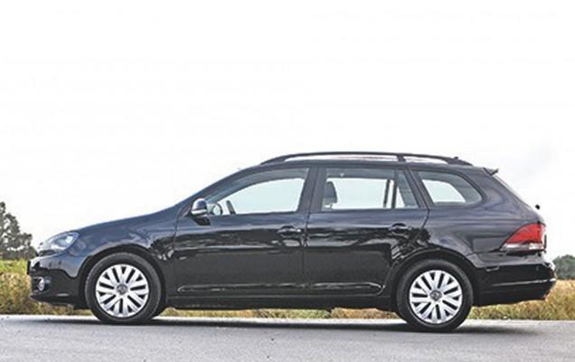 VW Golf 6 Variant 1.6 TDI Gebrauchtwagen