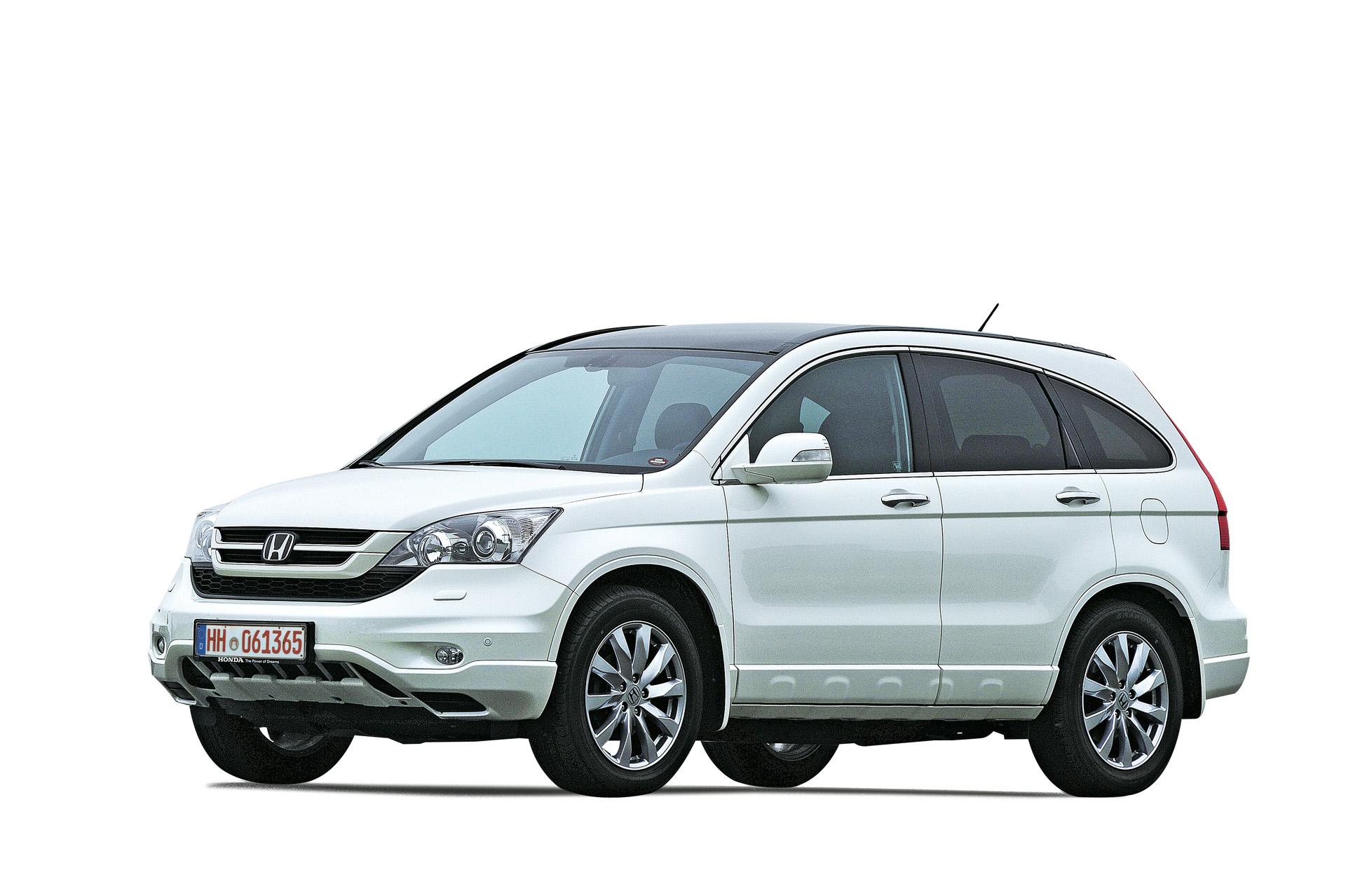 Suv >> Honda CRV - AUTO BILD