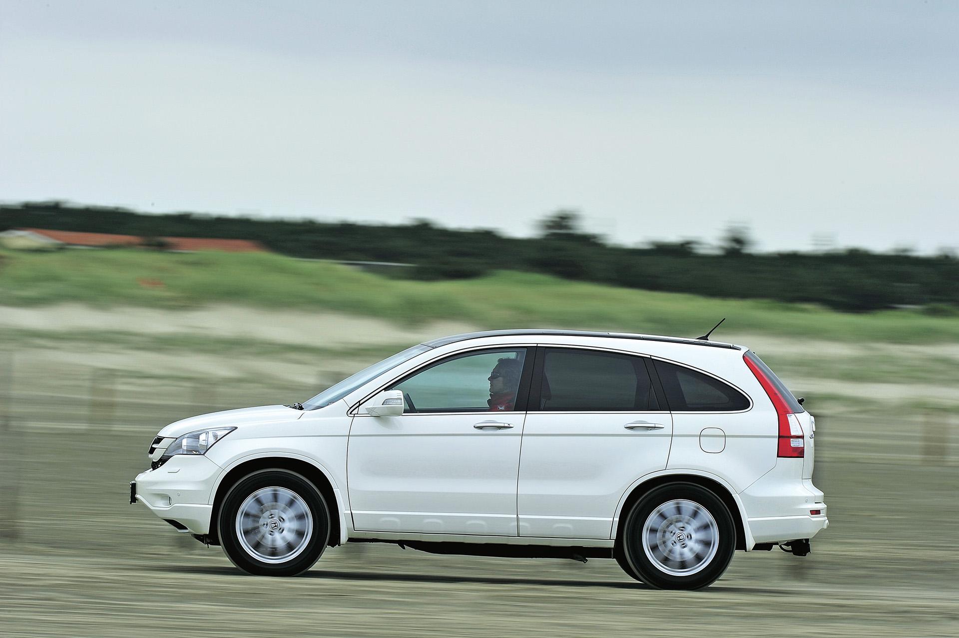 Honda Crv Auto Bild