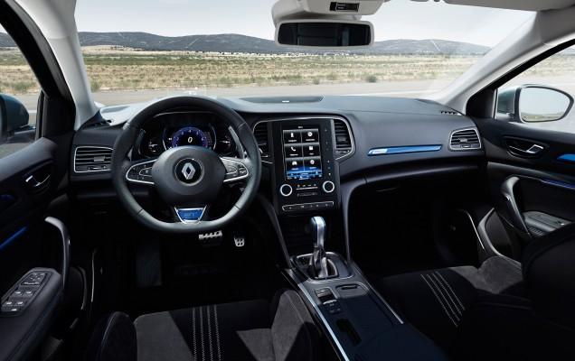 New Renault Megane GT 3 © BERNIER, Anthony