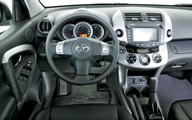 Toyota RAV4 2.0 Executive