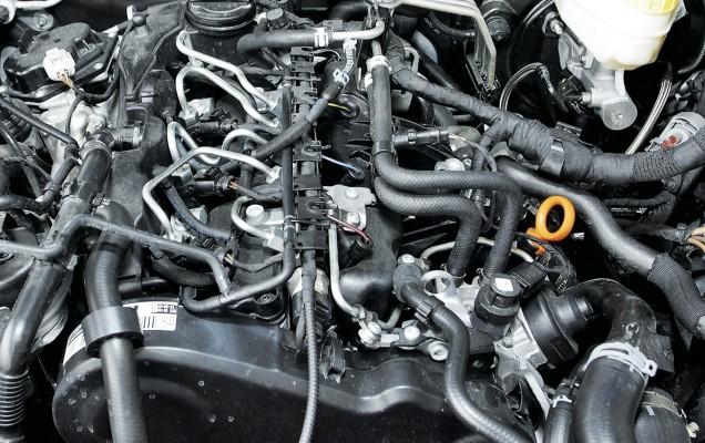 Motor vom VW Amarok 2.0 TDI Trendline DC