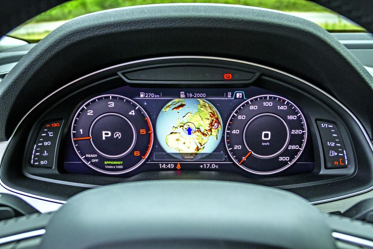 Audi Q7 Auto Bild