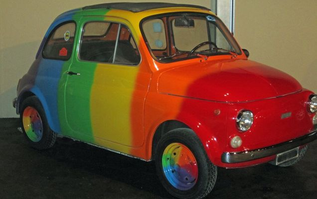 rainbow-sheikh-car-collection